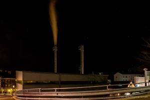 Biomasse-Heizwerk IST-AUSTRIA