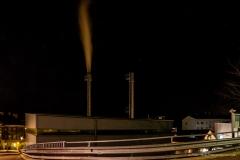 Biomasseheizwerk IST Austria in Maria Gugging