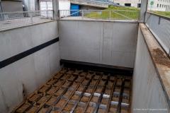 Biomasse Nachfüllanlage