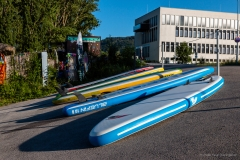 Beach Club Blue7 Lounge und Stand Up Paddling Surf Verleih