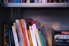 Die Bücherzelle von Maria Gugging