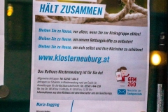 Klosterneuburg hält zusammen