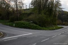 Circuit Gugging Abschnitt 2 Kreuzung Richtung Hintersdorf