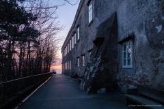 Sonnenaufgang am Leopoldsberg
