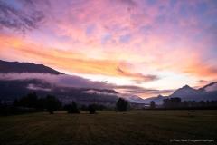 "Nr. 8: ""Nach dem Gewitter"", Levico Terme, Trentino, 26. Juli 2019, 05:44h"