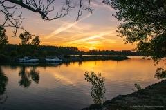 Sonnenaufgang Kuchelau