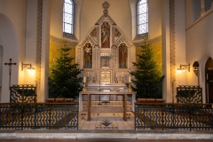 "Nr. 60: ""Christmette in Kierling"" Kierling, 24. Dezember 2019, 15:42h"