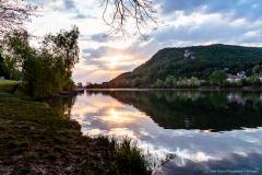 Donaualtarm Greifenstein / Sunrise