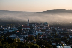 "Nr. 44: ""Nebelschwaden"", Klosterneuburg an der Donau, 15. September 2019, 08:17h"