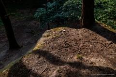 Zum hängenden Stein