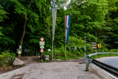 Eingang Hagenbachklamm