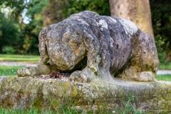Der Hundefriedhof von Grafenegg
