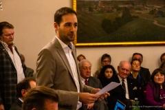 Noch nicht Stadtrat Kehrer bei seinem Antrag die Städträte zu reduzieren