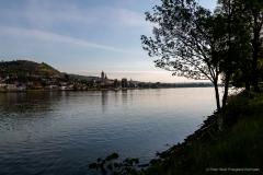 Blick nach Krems