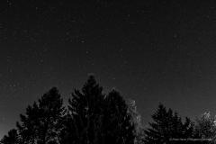 Nachthimmel mit großen Wagen