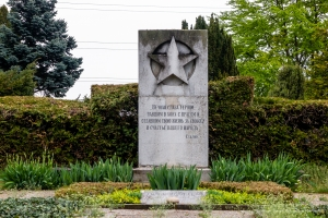 russischer Heldenfriedhof Stockerau