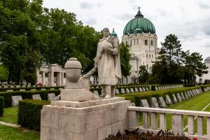 russischer Heldenfriedhof Wien
