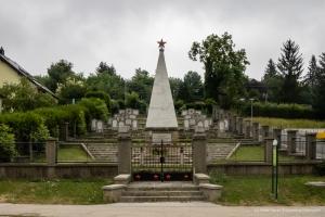 Russischer Soldatenfriedhof Pressbaum