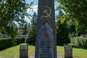 Russischer Soldatenfriedhof Tulln