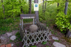 Spaziergang durch Scheiblingstein