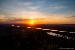 Sunset Tempelberg