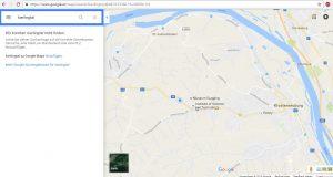 Google Maps konnte Kierlingtal nicht finden