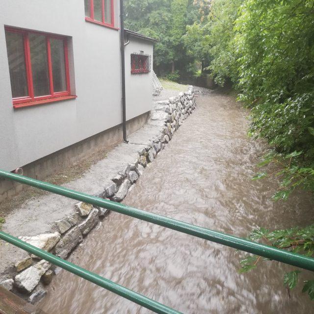 reißender Kierlingbach